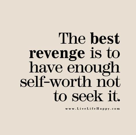 Best Revenge Quotes 1