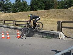 BMX event in Briançon