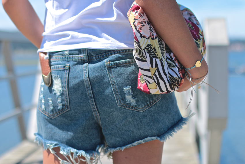 Shorts-denim