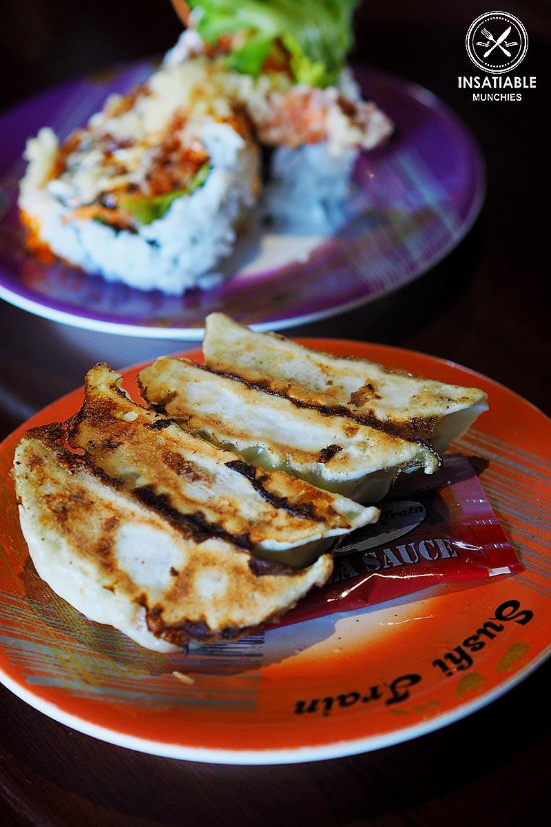 Sydney Food Blog Review of Sushi Train, Neutral Bay: Gyoza
