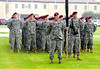 Sky Soldiers hold Uncasing and Honor Ceremony
