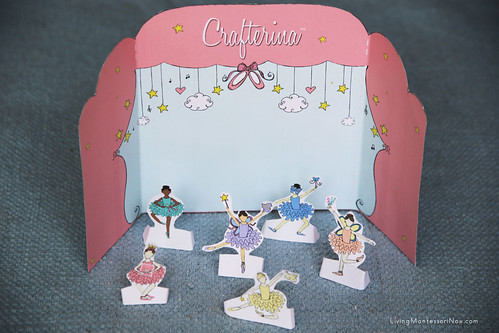 Crafterina Playtime Tableau Set