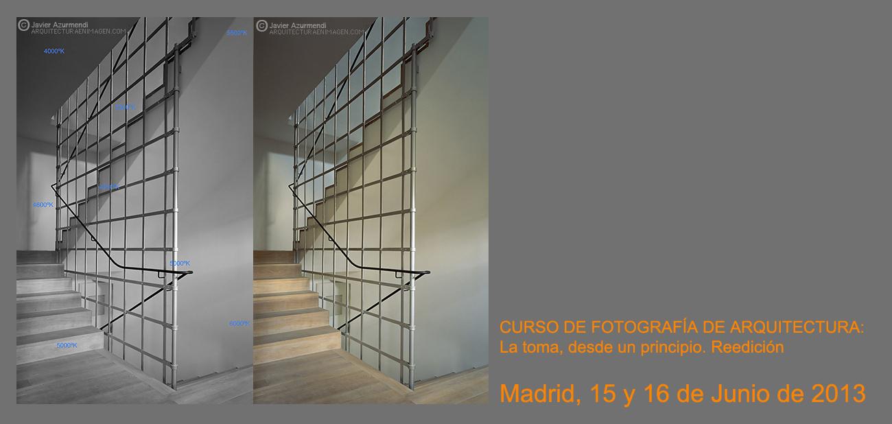 Arquitecturaenimagen Curso Fotograf A De Arquitectura