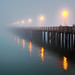 Berkeley Pier Dawn by Steve Gumina Photography