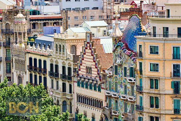 Manzana de la Discordia, Barcelona