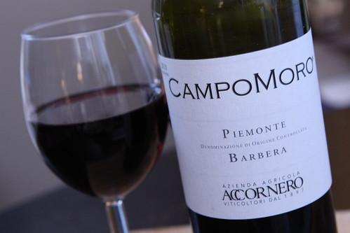 CampoMoro Piemonte Barbera
