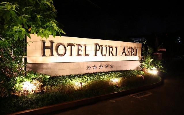 Hotel Puri Asri at Magelang