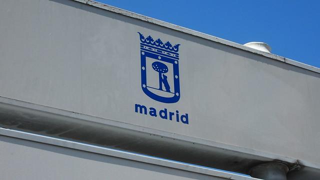 Madrid City Logo