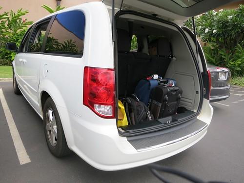 National Car Rental Car Seat Review