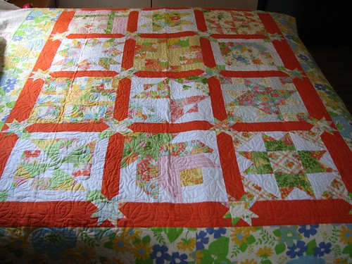 Flickr: The Layer Cake Quilt Along Pool