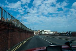 En direction du Port de Ramsgate
