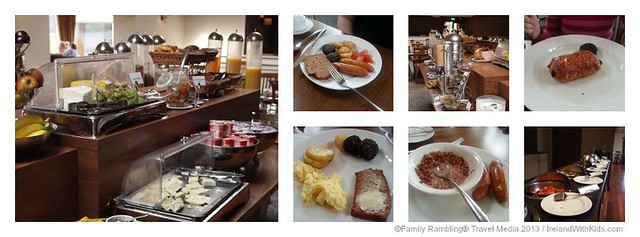 Breakfast Buffet at Dingle Skellig Hotel, Dingle, Ireland