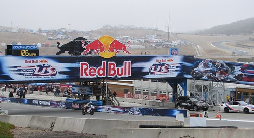 Red Bull U.S. Grand Prix at Mazda Raceway Laguna Seca