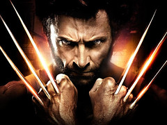 [Poster for The Wolverine]