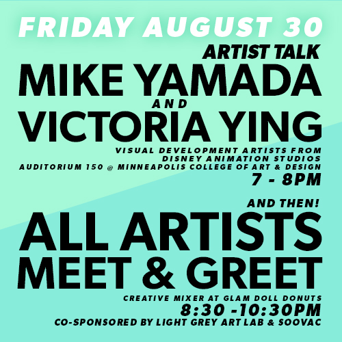 Artist Talk and Meet & Greet