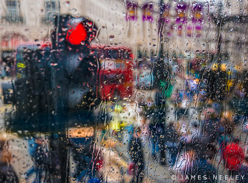 Rainy Days and Mondays by James Neeley