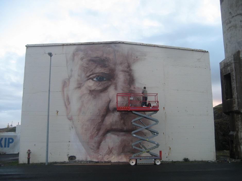 Skagaströnd Street Art