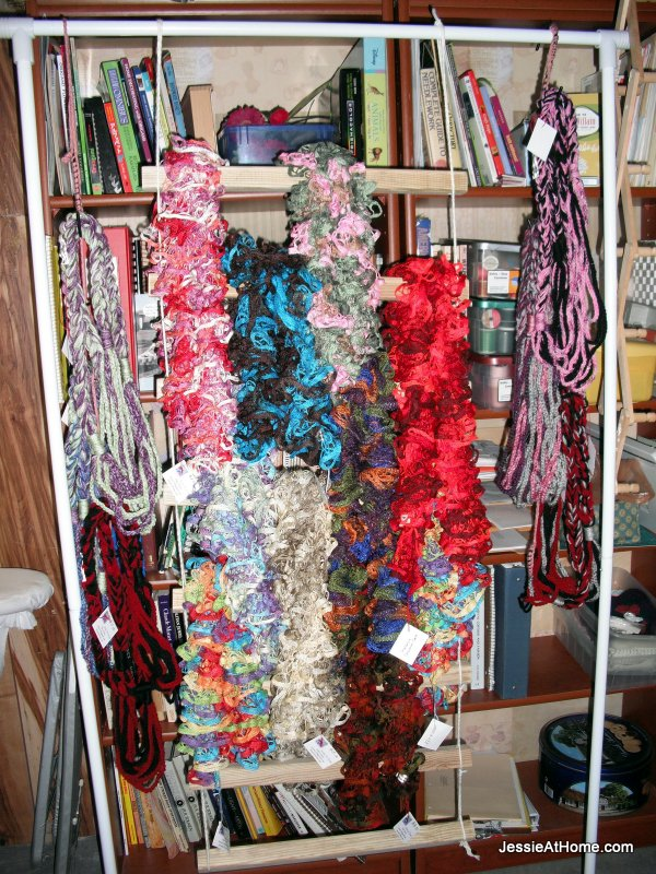 Scarves-and-necklaces