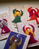 Goddess cards