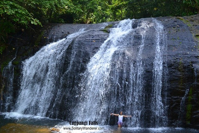 The Green Falls, Surigao del Sur