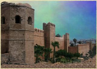 Kasbah Walls