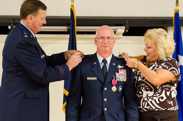 Kraus promoted to rank of major general