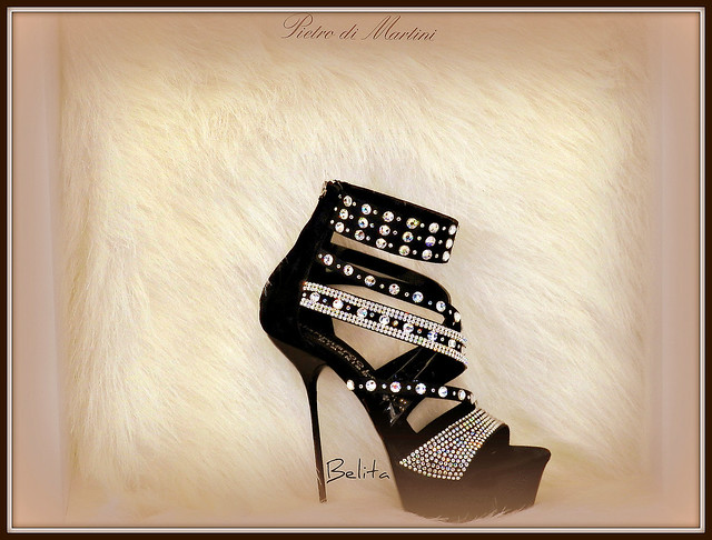 THING-SOPHISTICATED STILETTO SHOE