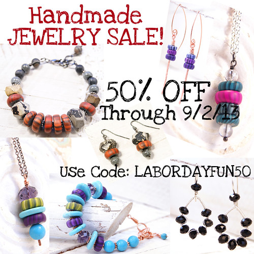 Labor Day Jewelry Sale!