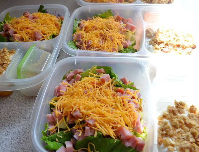 4 Workday Meals