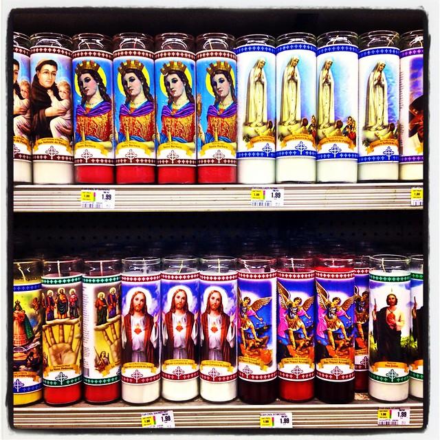 God Shopping: Catholic Kitsch