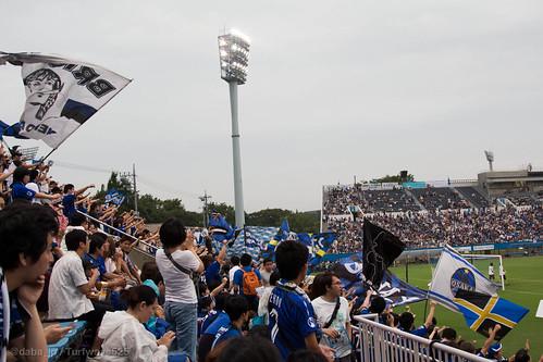20130825 ニッパツ三ツ沢球技場 / Nippatsu Mitsuzawa Football Stadium