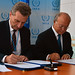 MOU Signing IAEA - EC - 17 Sep 2013