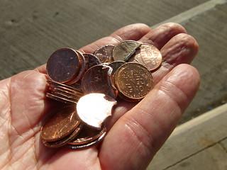 29 pennies