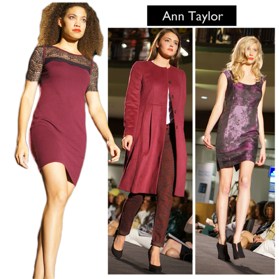 Saint Louis Fashion Week (Fall 2013), Fall into Fashion, Saint Louis Galleria, Ann Taylor c
