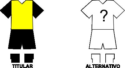 Uniforme Club Social y Deportivo San Juan