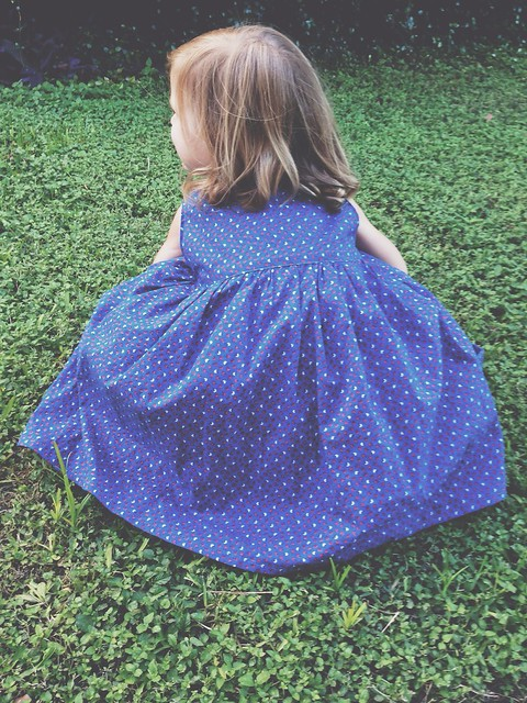 Sally Dress #sewfab
