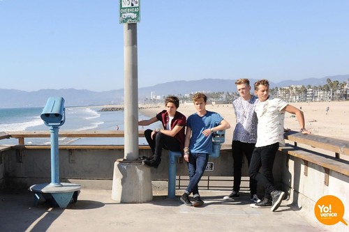 'The Vamps' Venice Beach