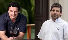 Enólogos y chefs salen juntos a promocionar el vino argentino