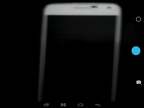 User Interface กล้องของ mondo Motion 9701D
