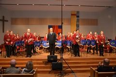 Brassbandfestivalen 2012 - Söderkårens Musikkår med dirigent Peter Hellman