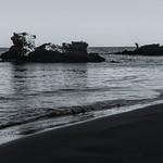 Pescador en la Punta de Ciscar