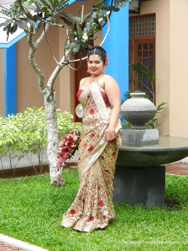 Свадьба на Шри Ланке