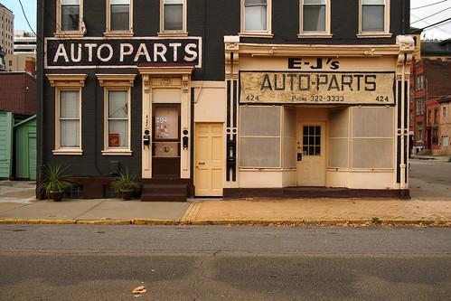 auto parts houses