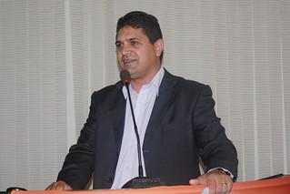Dé Alvim, vereador e presidente do Solidariedade na cidade de São Carlos