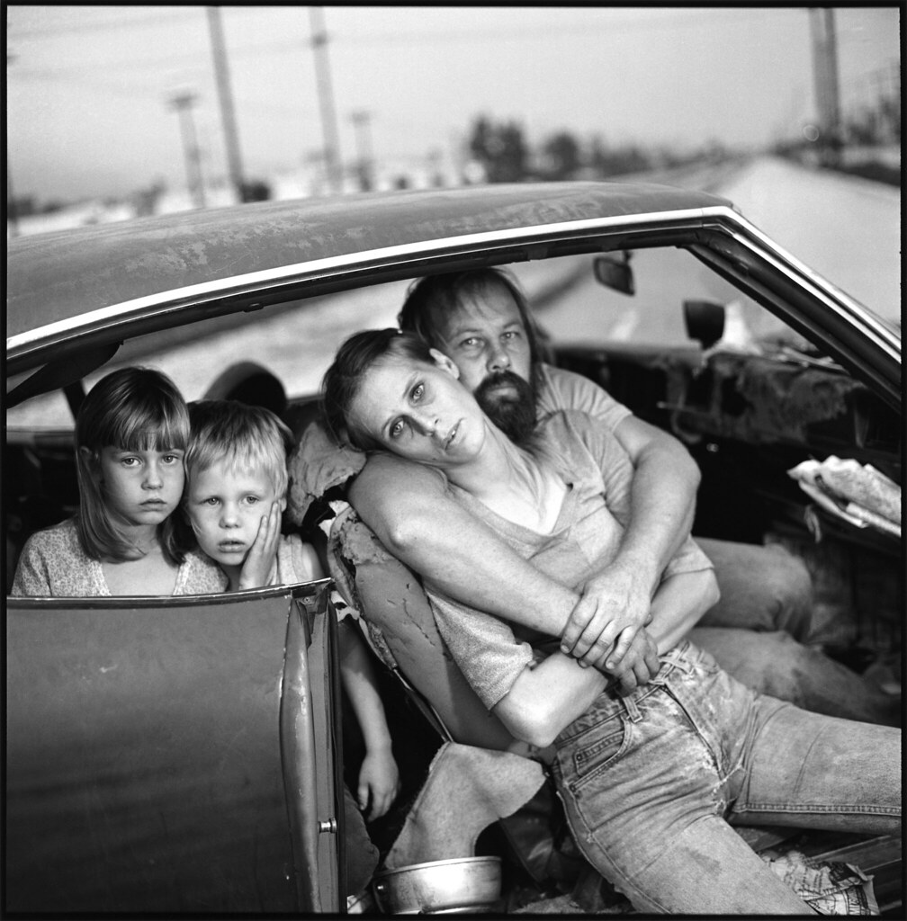 Mary Ellen Mark dammfamilybw