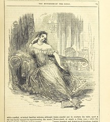Image taken from page 41 of 'The Mysteries of the Court of London ... With ... illustrations'