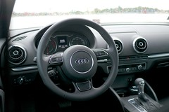 automotive exterior(0.0), wheel(0.0), automobile(1.0), audi(1.0), vehicle(1.0), automotive design(1.0), audi s3(1.0), audi cabriolet(1.0), audi a3(1.0), audi a1(1.0), land vehicle(1.0), luxury vehicle(1.0),