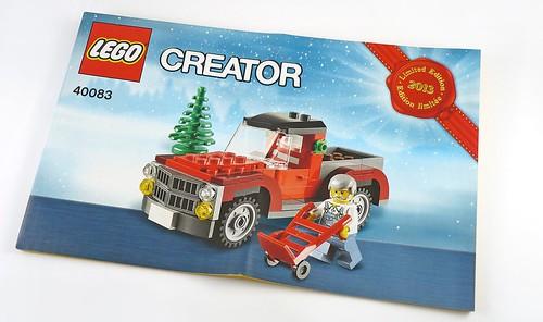40083 Christmas Tree Truck 04
