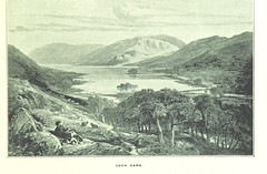 "British Library digitised image from page 187 of ""'Mountain, Moor and Loch' illustrated by pen and pencil, on the route of the West Highland Railway"""