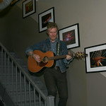 Holiday Cheer for FUV 2013: Glen Hansard Backstage
